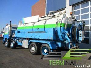 откачка канализации мытищи, фото № 00592