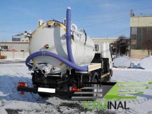 откачка канализации мытищи, фото № 00701