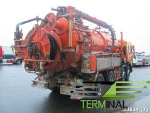 откачка канализациисолнечногорск, фото № 00526