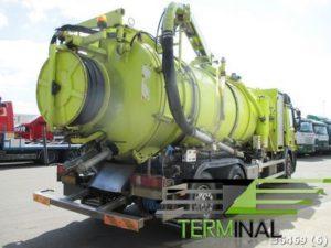 откачка канализациисолнечногорск, фото № 00562