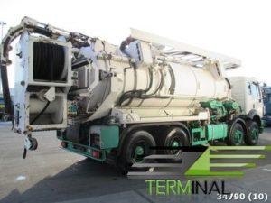 откачка канализациисолнечногорск, фото № 00617