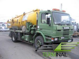 откачка канализациисолнечногорск, фото № 00649