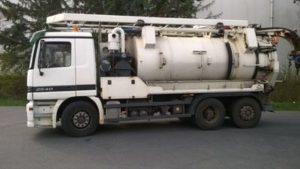 откачка канализации химки, фото № 01000