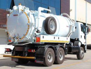откачка канализации химки, фото № 00508
