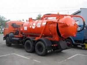 откачка канализации химки, фото № 00521