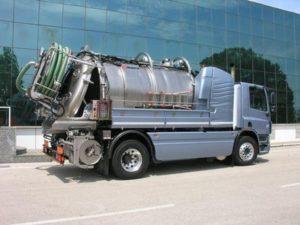 откачка канализации химки, фото № 00534