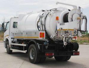 откачка канализации химки, фото № 00540