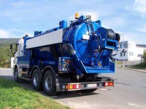 откачка канализации химки, фото № 00566