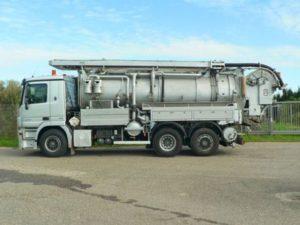 откачка канализации химки, фото № 00583
