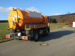 откачка канализации химки, фото № 00600
