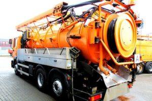 откачка канализации химки, фото № 00629