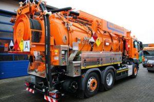 откачка канализации химки, фото № 00644