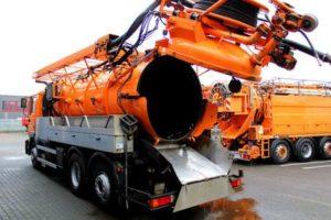 откачка канализации химки, фото № 00659