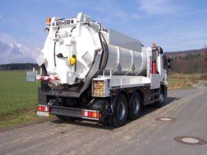 откачка канализации химки, фото № 00670