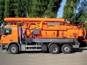 откачка канализации химки, фото № 00671