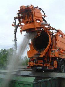 откачка канализации химки, фото № 00674
