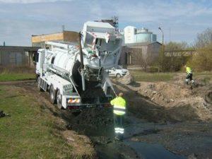 откачка канализации химки, фото № 00706