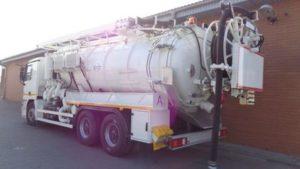 откачка канализации химки, фото № 00707