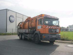 откачка канализации химки, фото № 00719