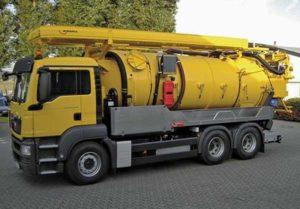 откачка канализации химки, фото № 00752