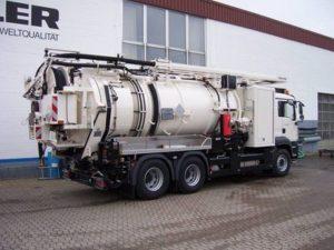 откачка канализации химки, фото № 00757