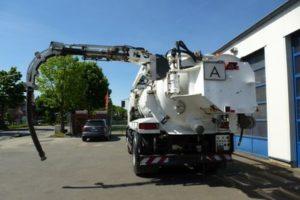 откачка канализации химки, фото № 00763