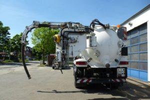 откачка канализации химки, фото № 00790
