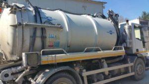 откачка канализации химки, фото № 00910