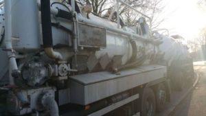 откачка канализации химки, фото № 00918