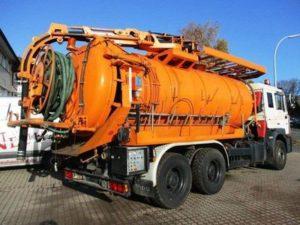 откачка канализации химки, фото № 00927