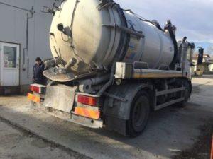 откачка канализации химки, фото № 00930