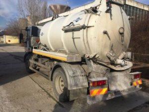 откачка канализации химки, фото № 00934