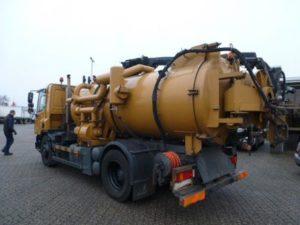 откачка канализации химки, фото № 00939