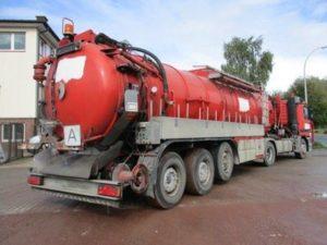 откачка канализации химки, фото № 00960
