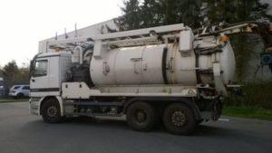 откачка канализации химки, фото № 00962