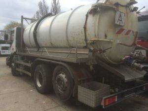 откачка канализации химки, фото № 00969