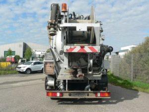 откачка канализации химки, фото № 00983