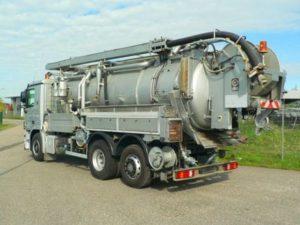 откачка канализации химки, фото № 00989