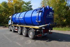 откачка канализации химки, фото № 00993