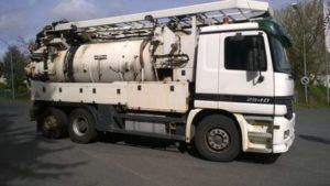 откачка канализации химки, фото № 00996