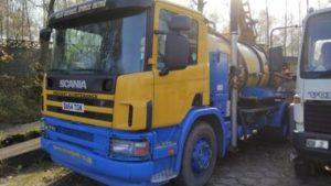откачка канализации химки, фото № 00998