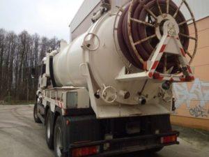 откачка канализации химки, фото № 00999
